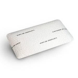 Almohada visco carbono