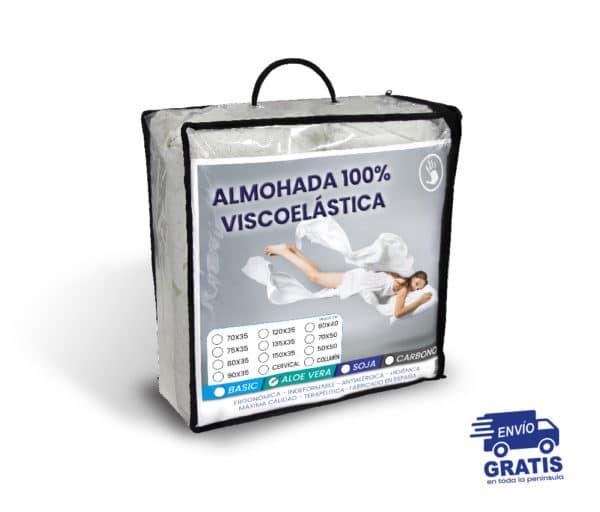 Almohada Aloe Vera
