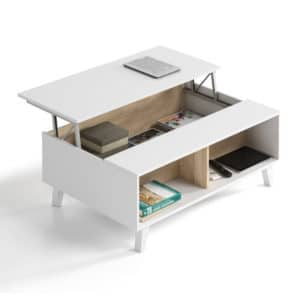 mesa de centro elevable Stylus