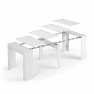 mesa de comedor extensible funcionale