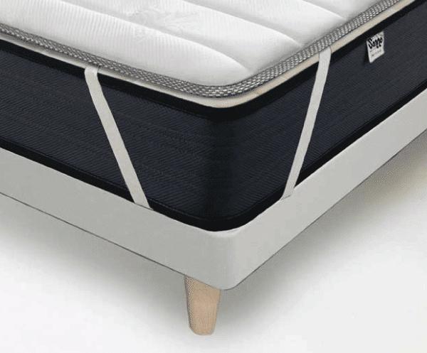 topper sobre colchón