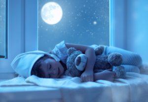 En la vuelta al cole es muy importante que los niños tengan un descanso óptimo