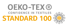 logo stander 100 by oeko